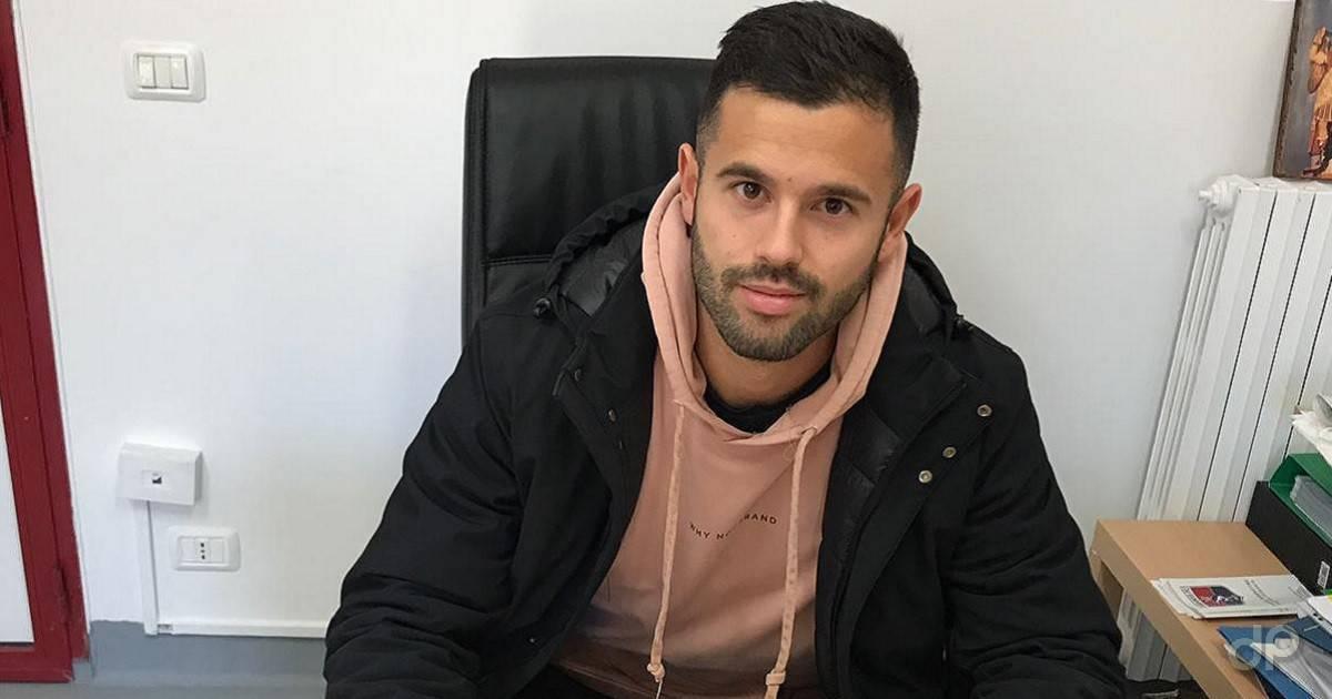 Damiano Menna al Taranto 2018
