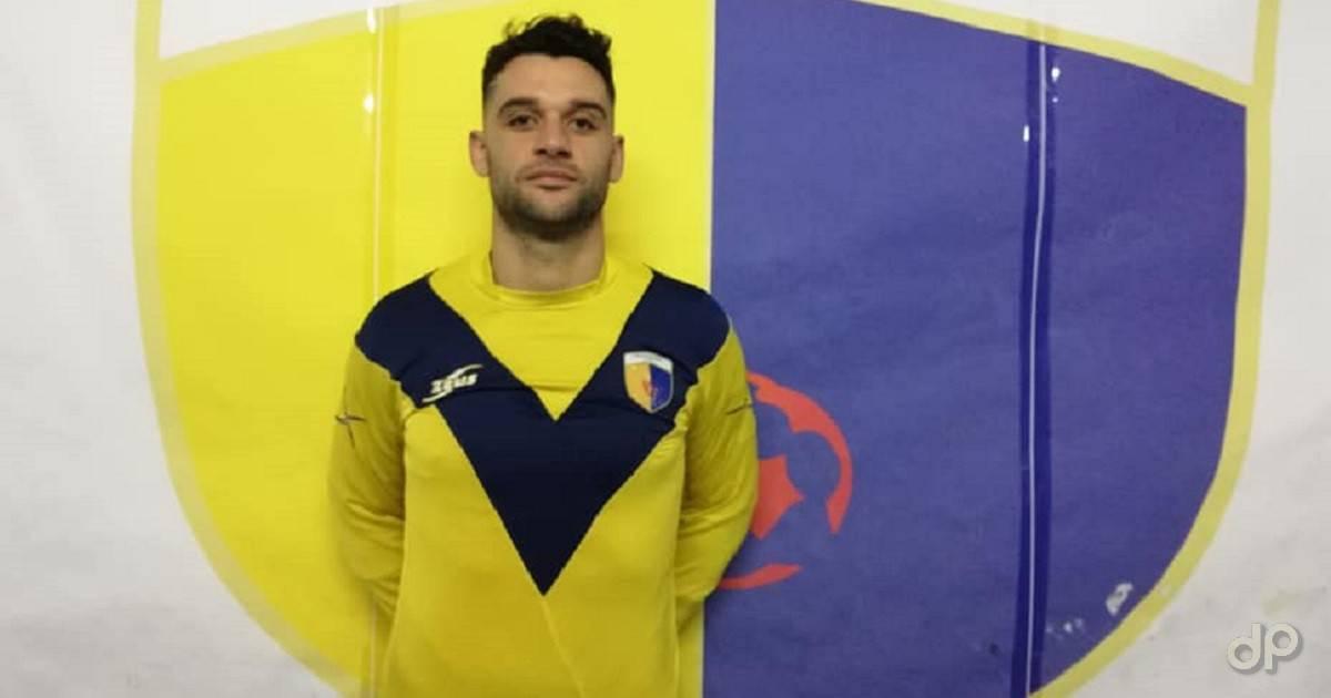 Francesco Indirli al Mesagne 2018