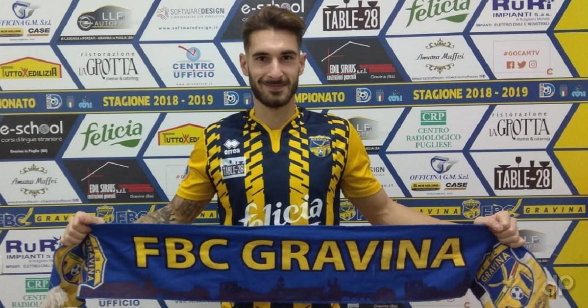Gianmarco Rizzo al Gravina 2018