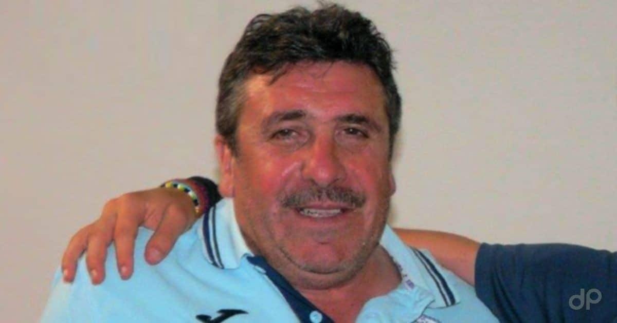 Giuseppe Pastorelli allenatore Avetrana 2018