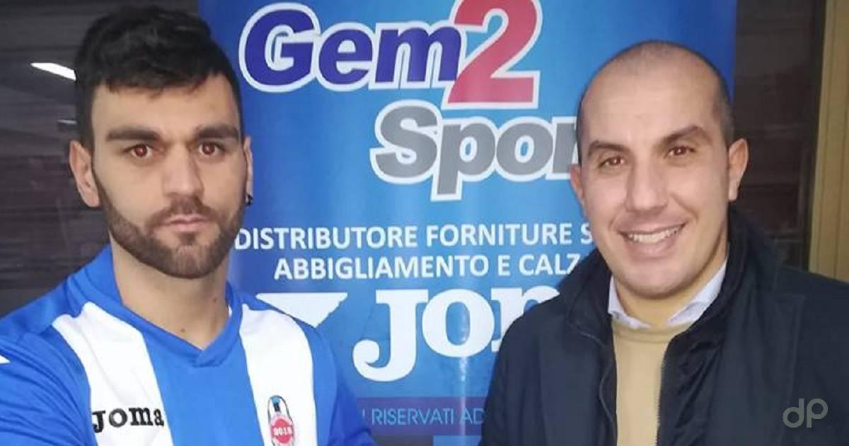 Mauro Sciancalepore alla VL San Paolo Bari 2018