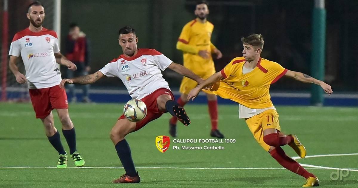 Molfetta Calcio-Gallipoli 2018-19