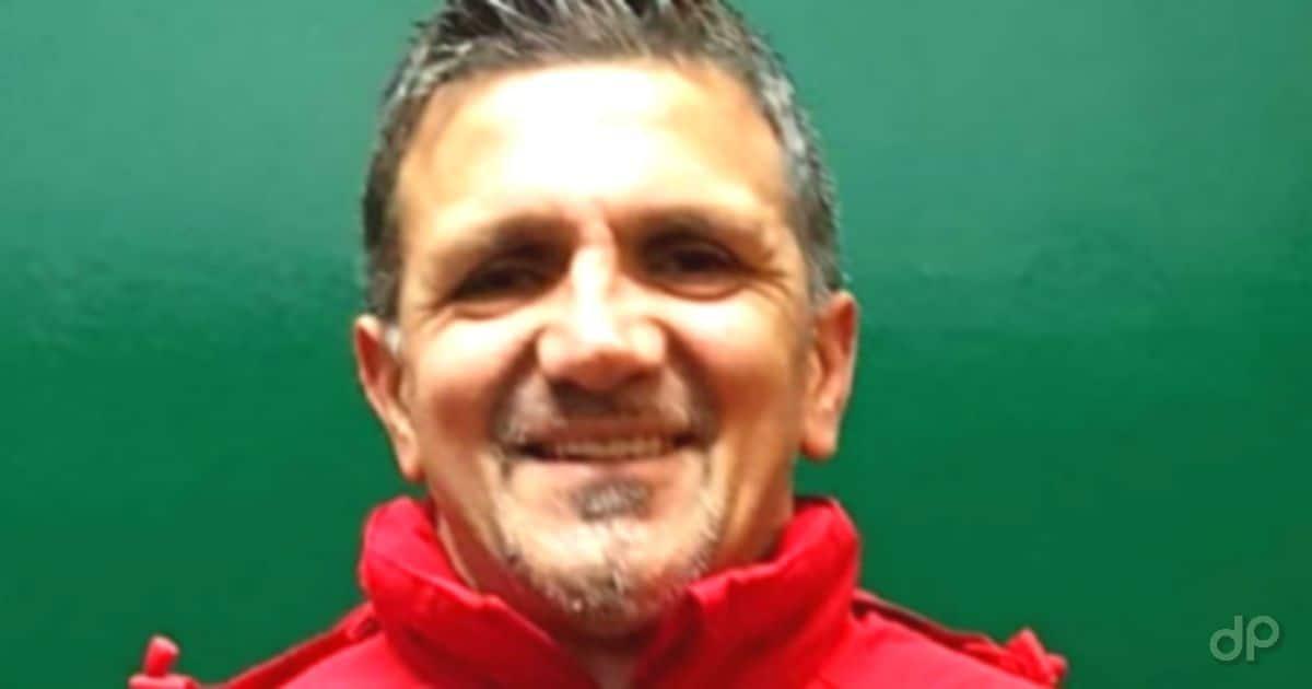 Nicola Biancofiore allenatore Soccer Modugno 2018
