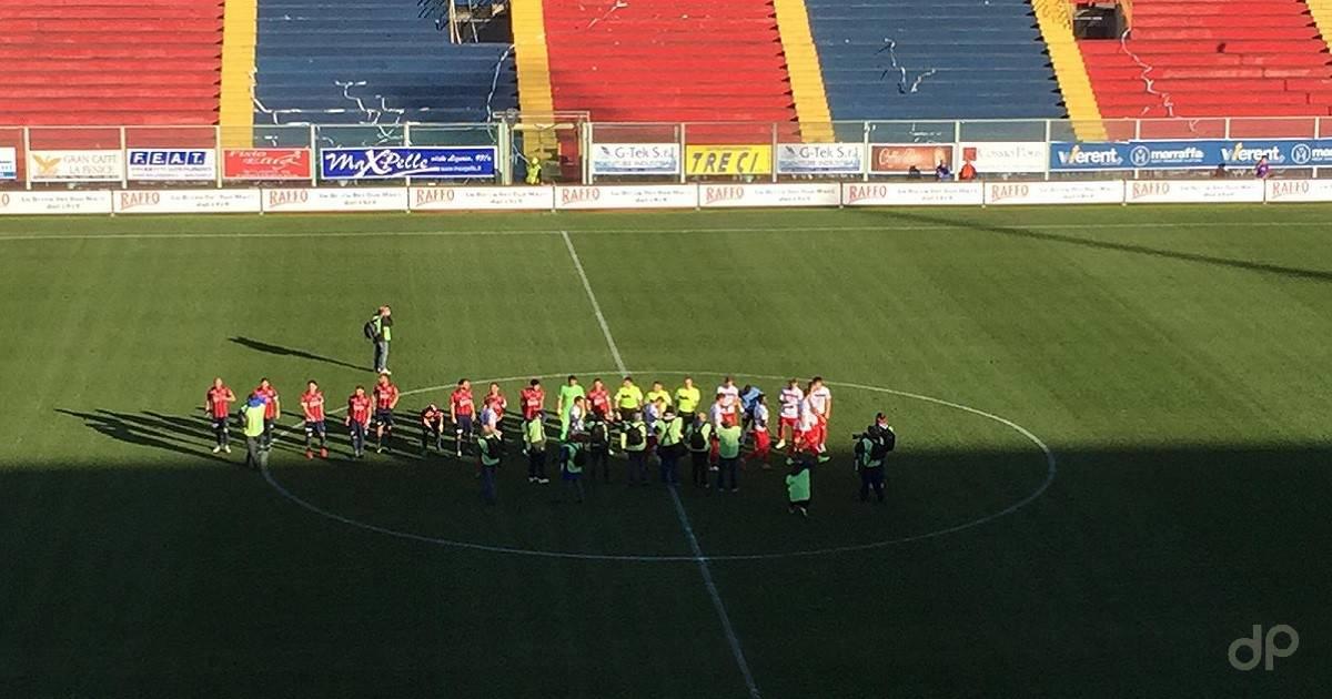 Taranto-Az Picerno 2018-19