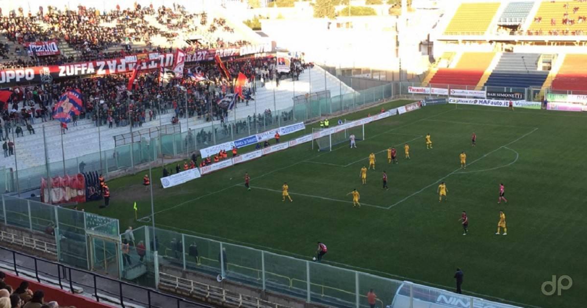Taranto-Sorrento 2018-19