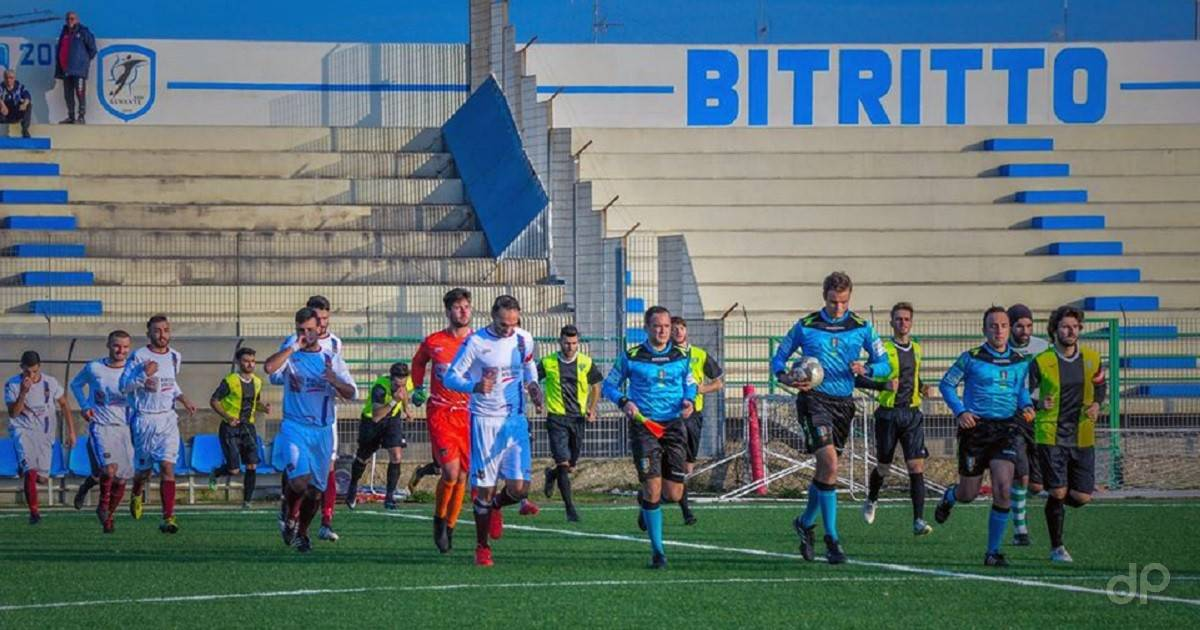 Virtus Bitritto-Sporting Apricena 2018-19