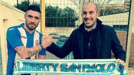 VL San Paolo Bari, nuovo arrivo nella famiglia biancazzurra: firma Visconti
