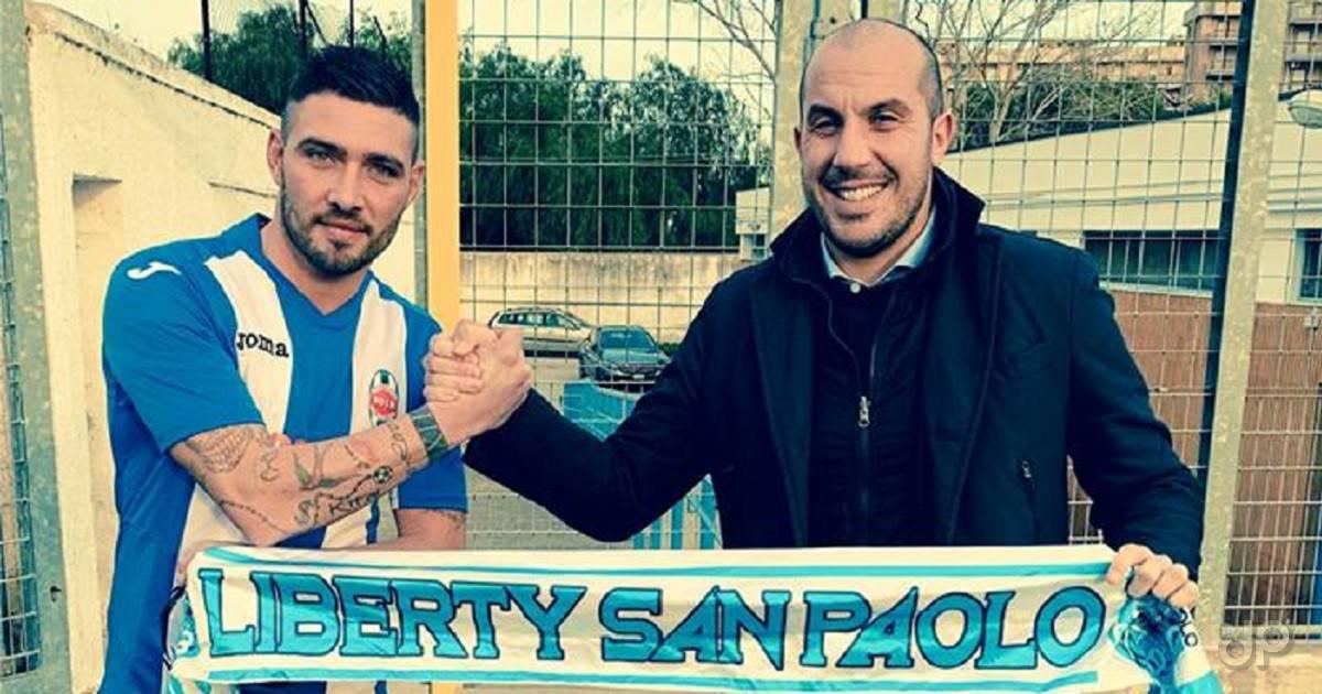 Armando Visconti alla Vigor Liberty San Paolo Bari 2019