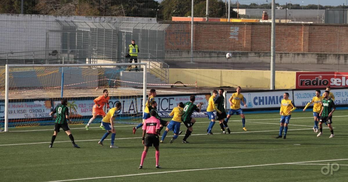 Audace Cerignola-Bitonto 2018-19