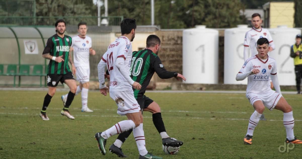 Bitonto-Sarnese 2018-19