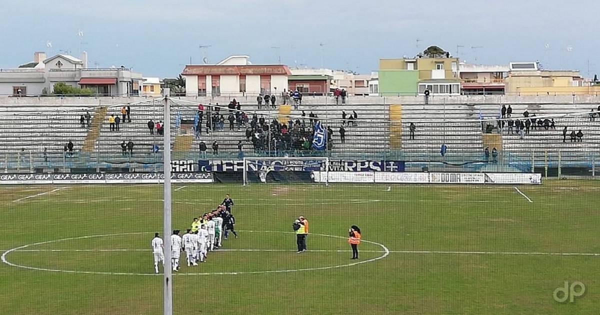 Brindisi-Atletico Vieste 2018-19