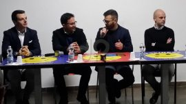 """Convegno """"L'arbitro amico del calcio"""" 2019"""