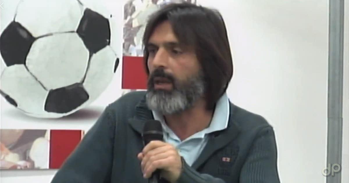 Domenico Birardi allenatore Real Sannicandro 2019