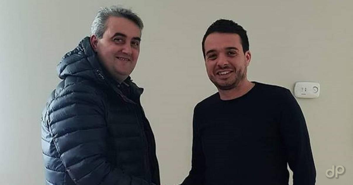 Francesco Barione allenatore Terlizzi 2019