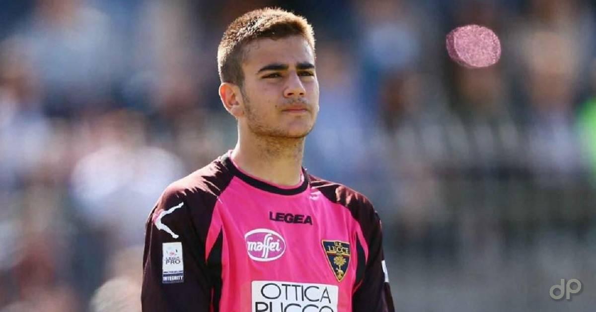 Francesco Rollo al Lecce 2018