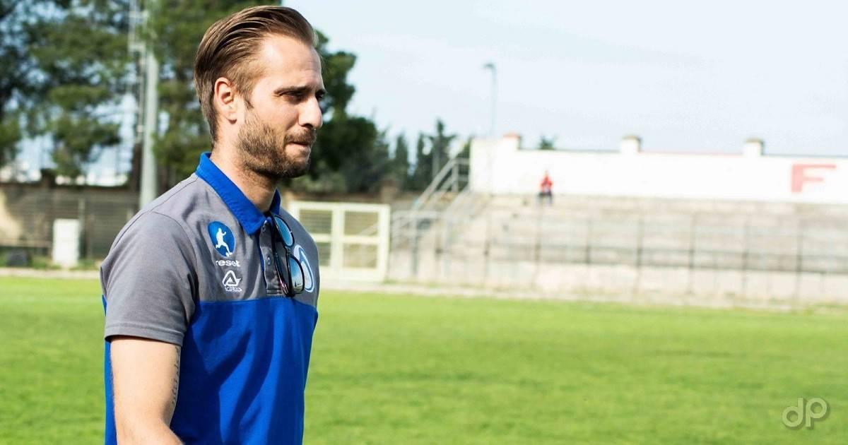 Michele Ranieri allenatore Juniores Soccer Modugno 2019