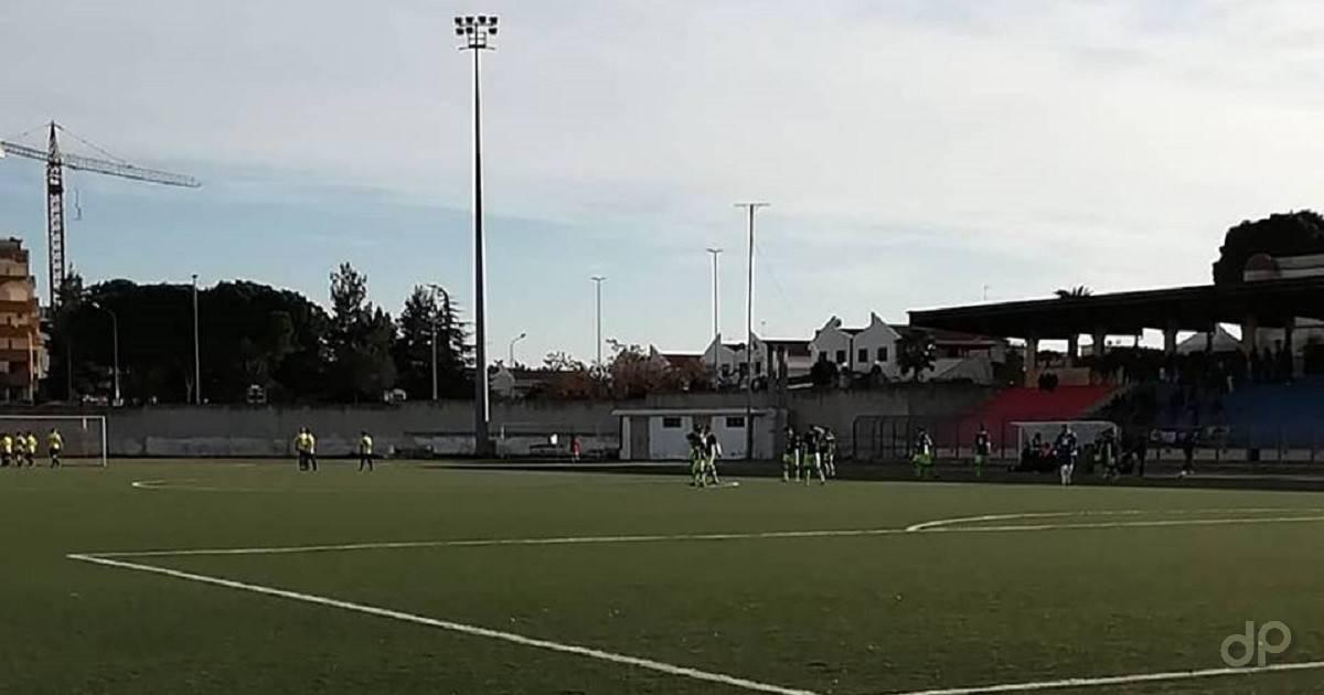 Canosa-Soccer Modugno 2018-19