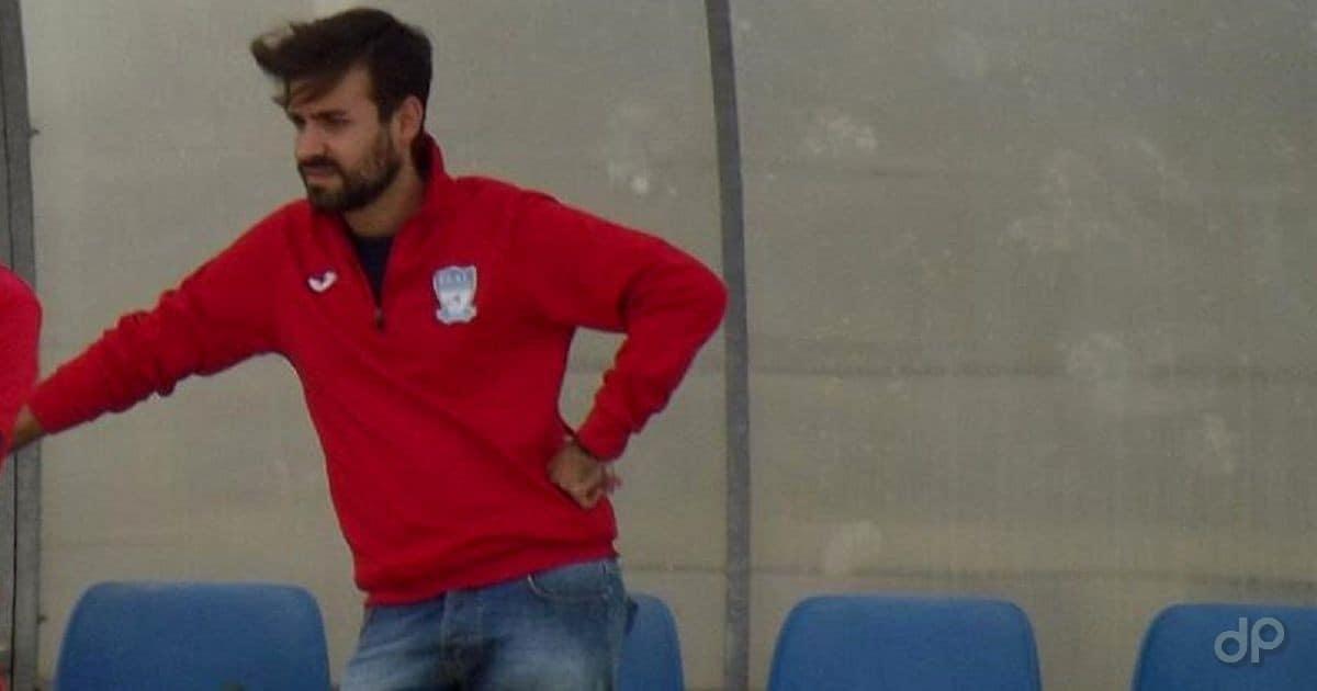 Claudio Sannicandro direttore sportivo Real Sannicandro 2019