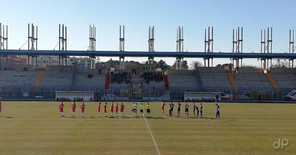 Fortis Altamura-Atletico Vieste 2018-19