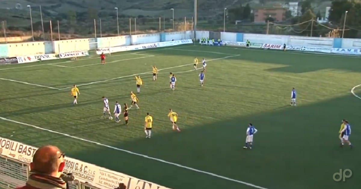 Ginosa-Nuova Spinazzola 2018-19