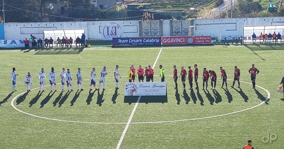 Ginosa-Sporting Donia 2018-19