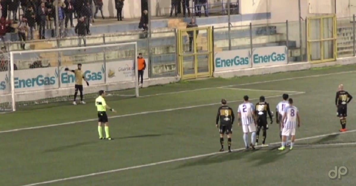 Manfredonia-United Sly 2018-19