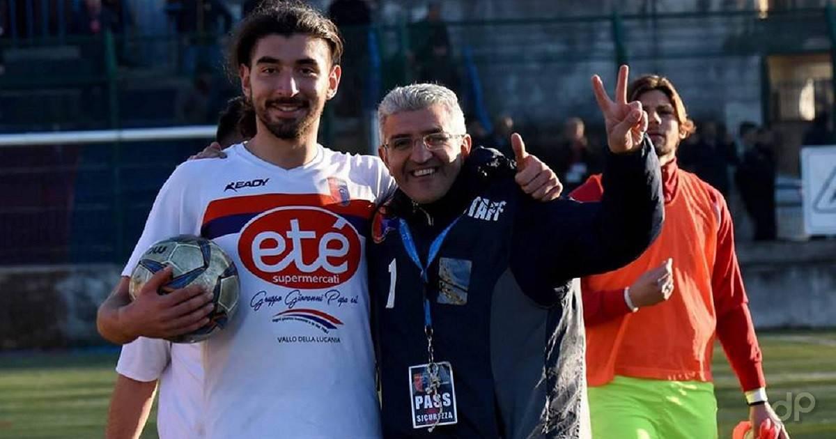 Silvio Merkaj alla Gelbison 2019