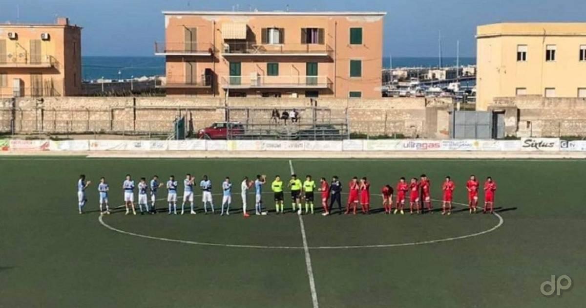 Atletico Vieste-Molfetta Sportiva 2018-19