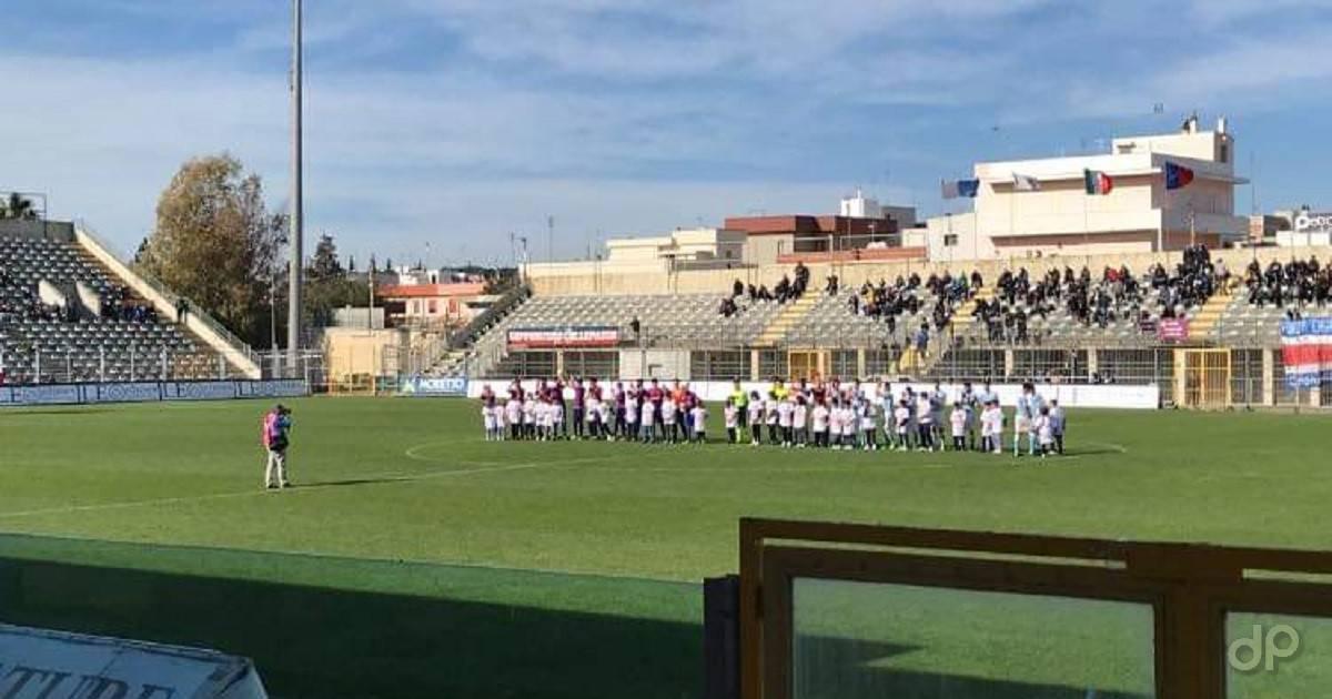 Casarano-Atletico Vieste 2018-19