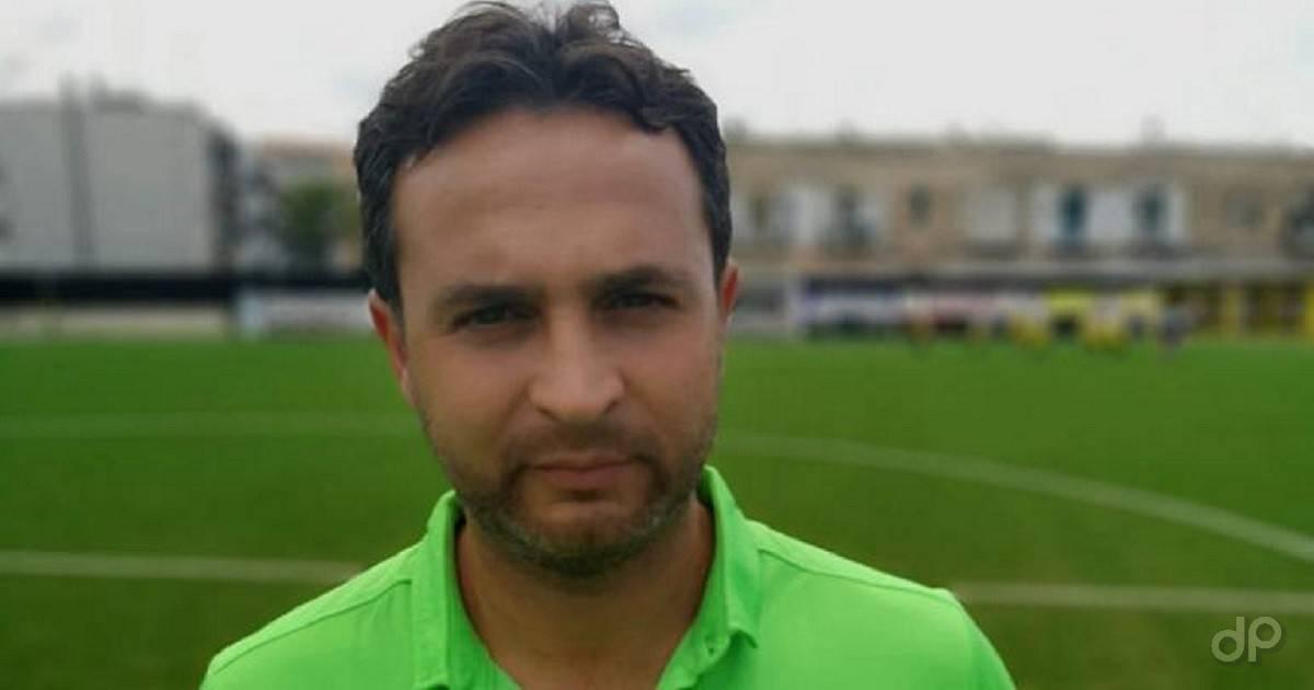 Michele Carella allenatore Vigor Liberty San Paolo Bari 2019