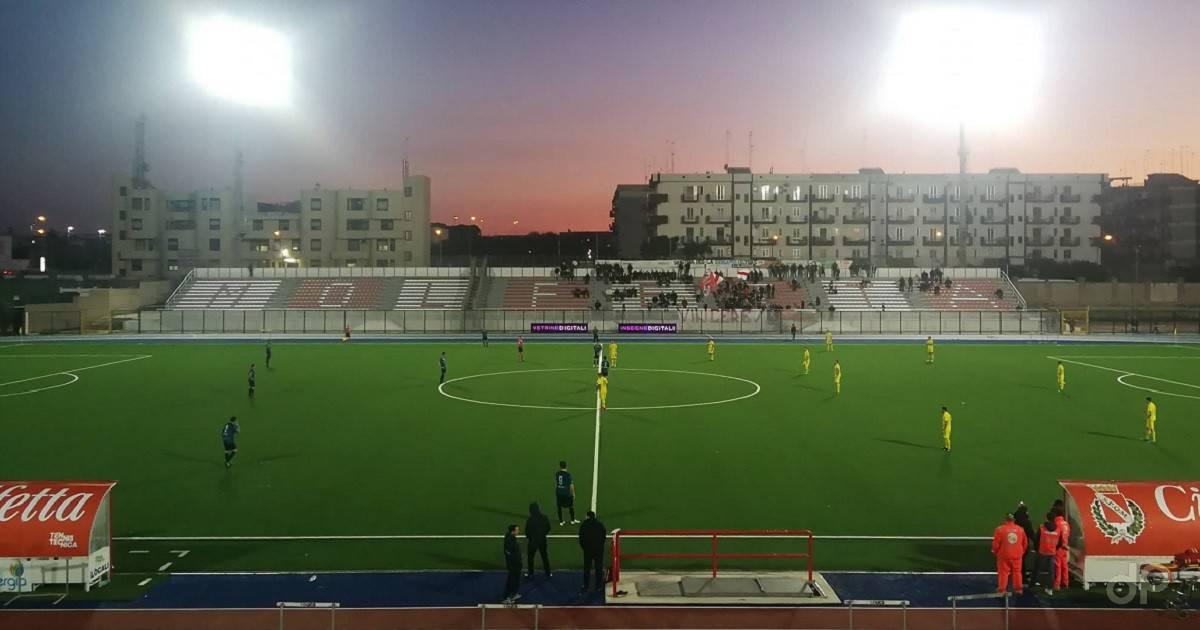Molfetta Calcio-Fortis Altamura 2018-19