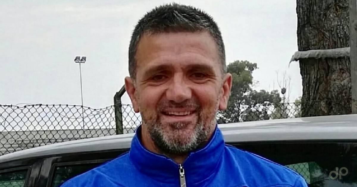 Nicola Biancofiore allenatore Soccer Modugno 2019