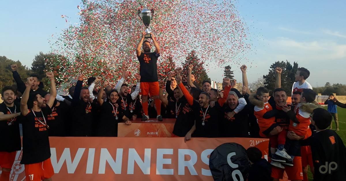 Vittoria Deghi Lecce Coppa Italia 2019