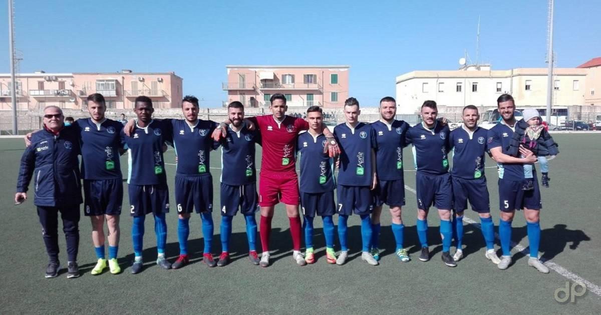 Atletico Vieste-Otranto 2018-19