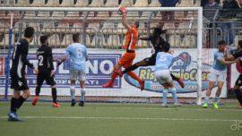 Barletta-Atletico Vieste, Faccini regala la vittoria ai padroni di casa: termina 1-0