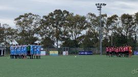 Capo di Leuca-Atletico Veglie, gara a senso unico per i gialloblù: termina 5-0