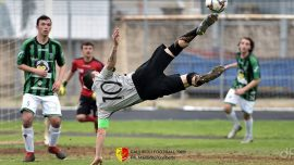 Corato-Gallipoli, vittoria dei salentini contro i giovani neroverdi: termina 0-2
