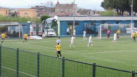 Bitonto, vittoria in trasferta per i neroverdi: contro la Granata termina 1-2