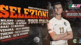 Calcio, il 13 maggio a Bari si selezionano giovani talenti per giocare negli Stati Uniti