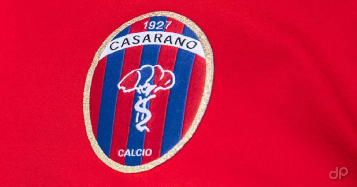 Logo Casarano stoffa