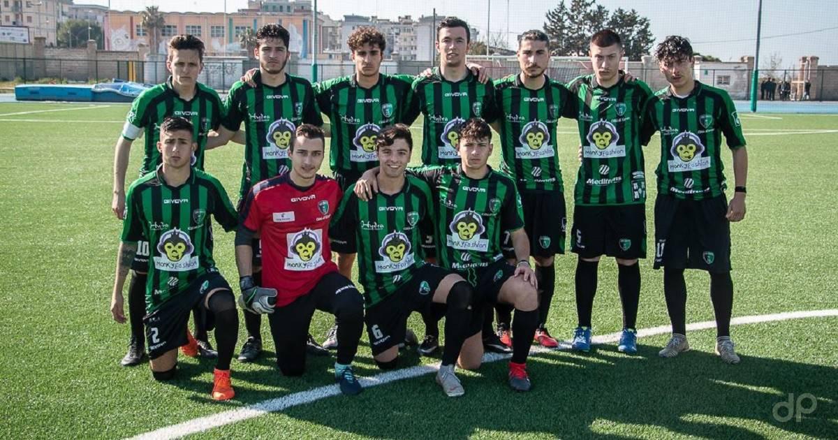 Molfetta Calcio-Corato 2018-19