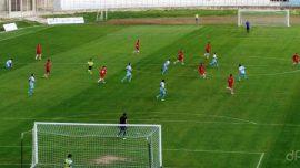 Otranto-Molfetta Calcio, vittoria dei padroni di casa: biancorossi battuti 2-1