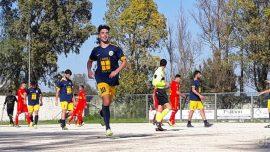 Real Galatone-Capo di Leuca, tris dei gialloblù ai danni del team di Carpentieri