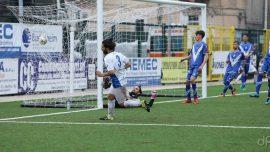 UC Bisceglie-Brindisi, tris degli azzurri ai danni del team di Olivieri: salvezza raggiunta
