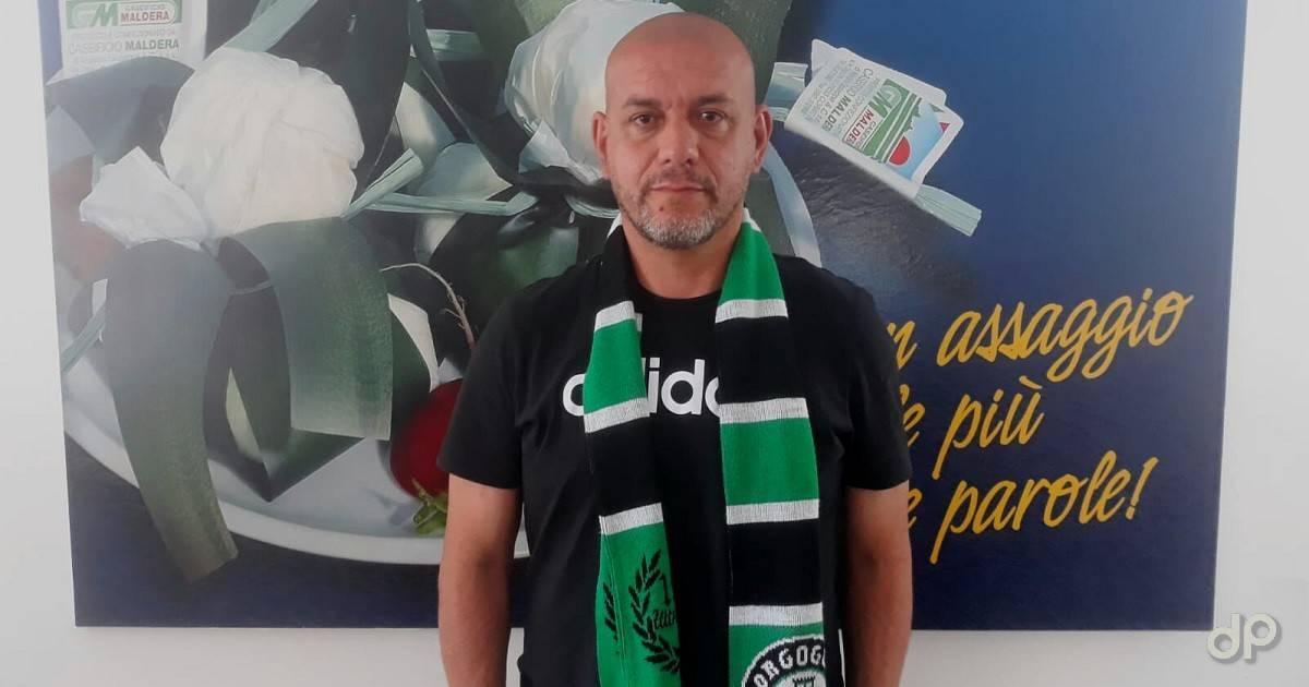 Fabio Di Domenico allenatore Corato 2019