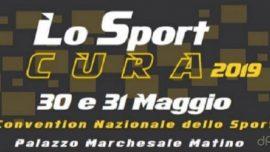 """Eventi, al via dal 30 maggio a Parabita e Matino la convention nazionale """"Lo sport cura"""""""