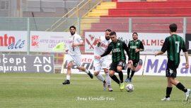 Taranto-Bitonto, i rossoblù si aggiudicano la semifinale playoff: termina 2-1