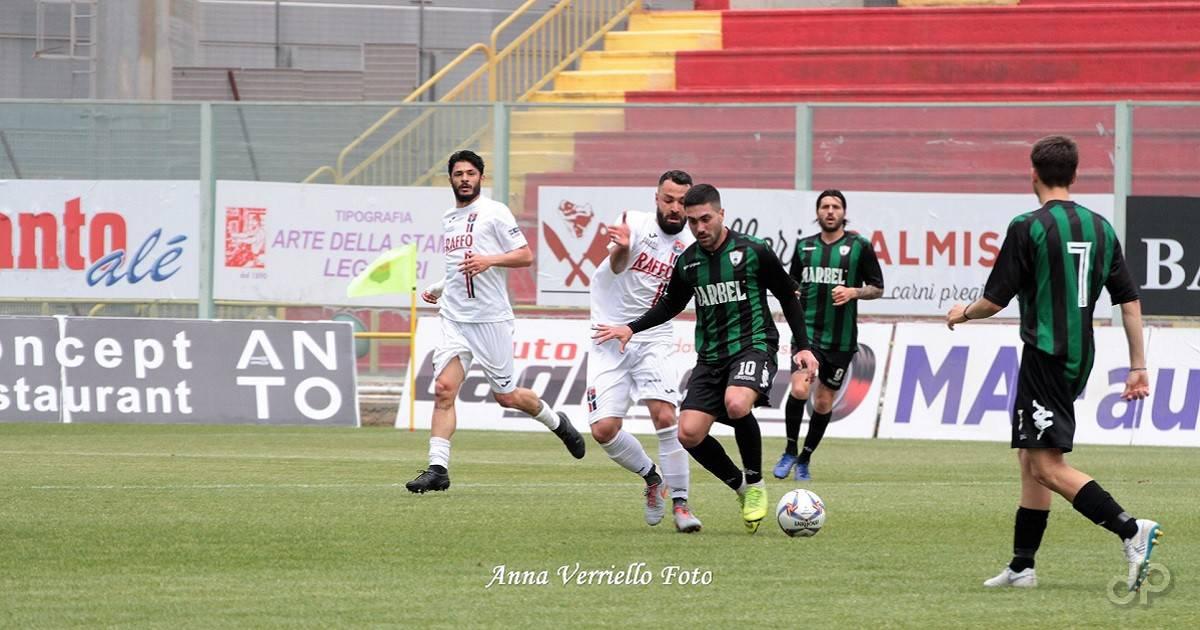 Taranto-Bitonto playoff 2018-19