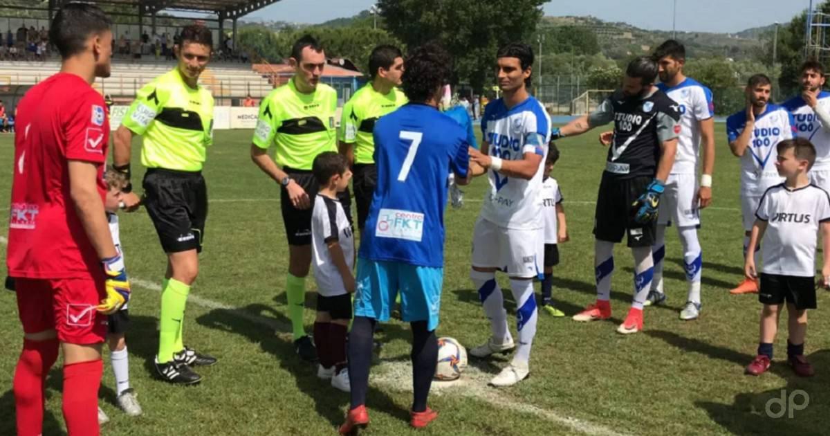 Agropoli-Brindisi playoff Eccellenza 2019