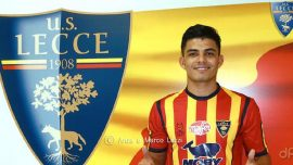 Lecce, il primo acquisto per la Serie A è un promettente difensore colombiano